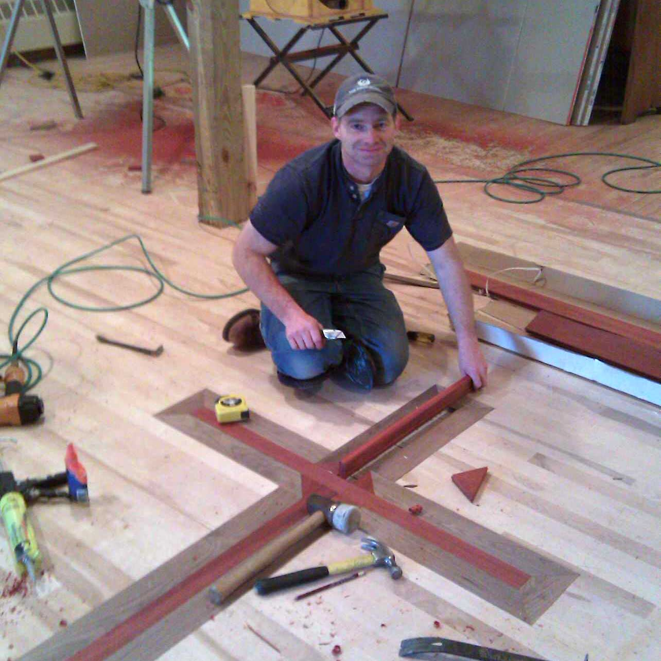 Custom Hardwood Flooring
