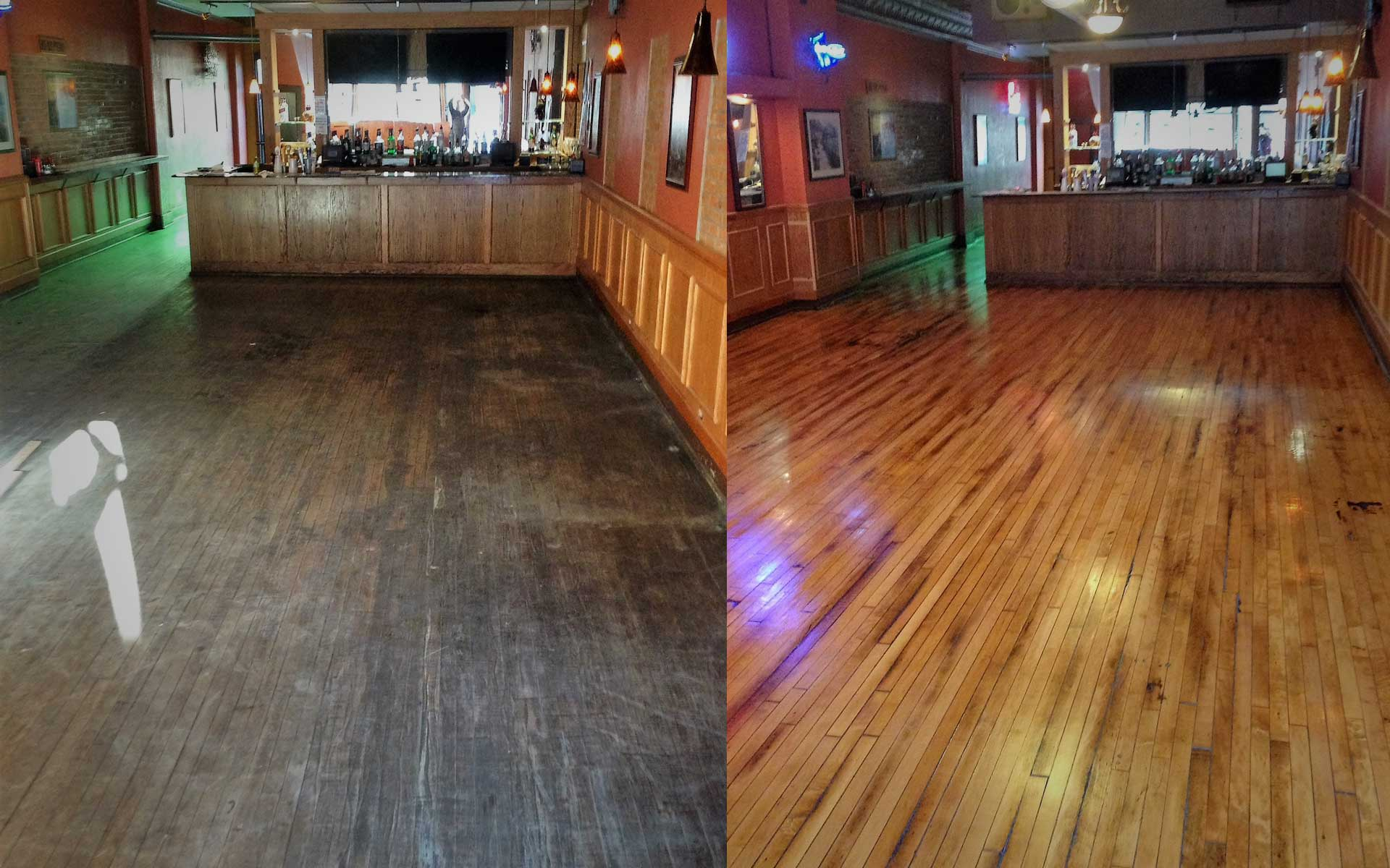 Dave S Hardwood Floor Refinishing
