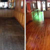wood-floor-refinishing-Minnesota-Bar