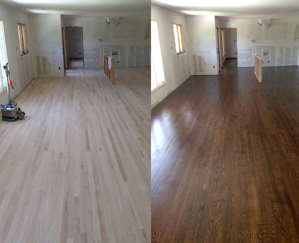 wood floor refinishing Owatanna MN